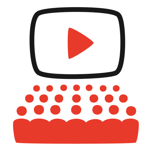 Target, Audience, Followers, Subscribers Icon Free Of Youtuber