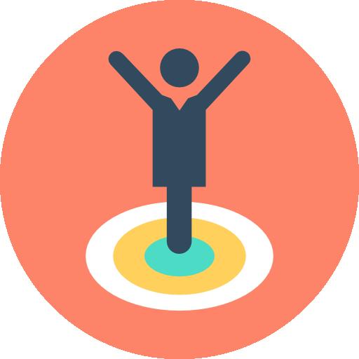 Success Icon Human Resources Vectors Market