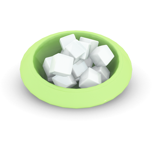 Sugar Cubes Icon Tea Party Iconset Archigraphs