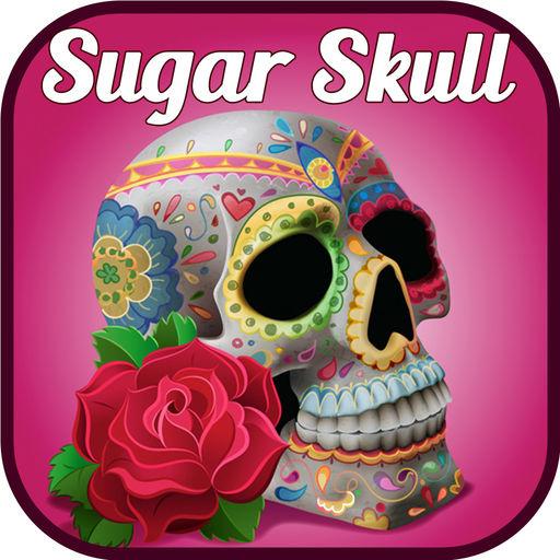 Sugar Skull Mandala