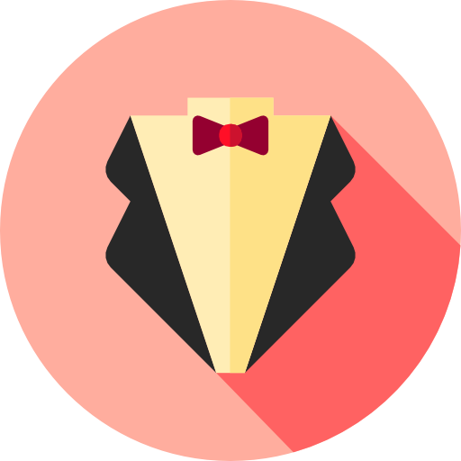 Suit, Tie, Clothes, Fashion, Garment Icon