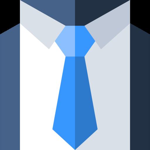 Fashion, Garment, Suit, Clothes, Tie Icon