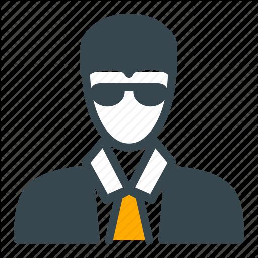 Avatar, Banker, Man, Person, Profile, Suit Icon