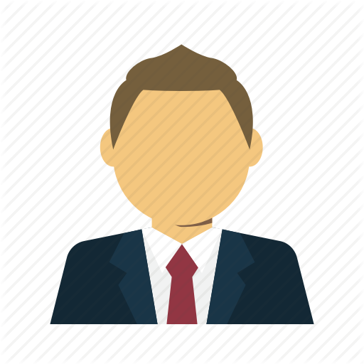 Avatar, Business, Businessman, Ceo, Employee, Suit Icon