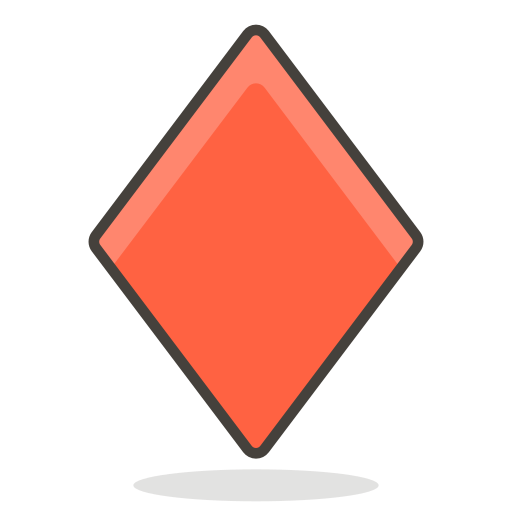 Diamond, Suit Icon Free Of Free Vector Emoji