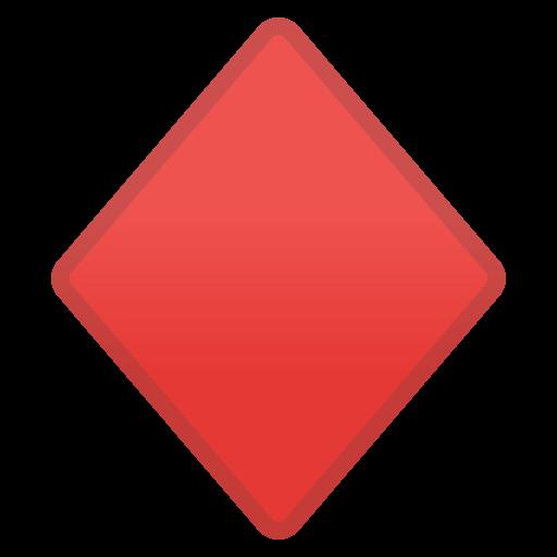 Diamond Suit Icon Noto Emoji Activities Iconset Google