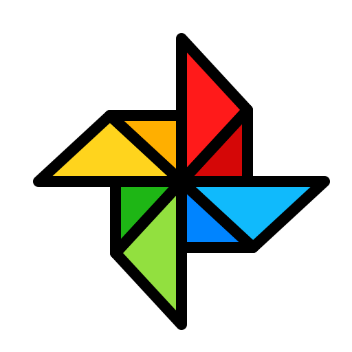 Photo, Google, Gallery, Image, Picture, Data, Suit, Services Icon