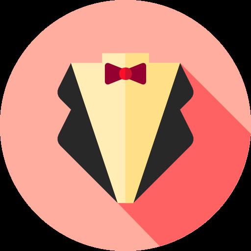 Suit, Tie, Clothes Icon