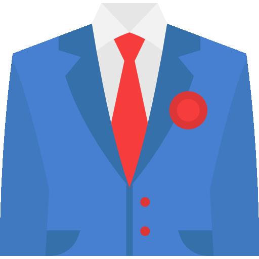 Suit Icon Elections Freepik