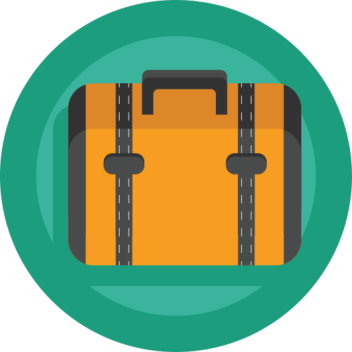 Suitcase Icon Png And Vector For Free Download
