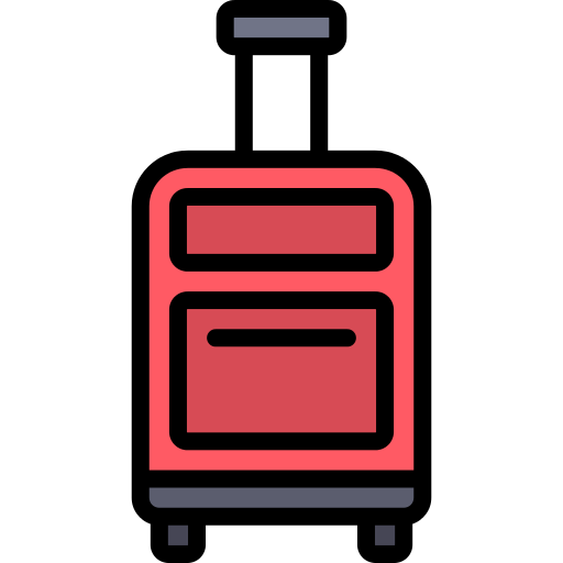Suitcase Luggage Png Icon