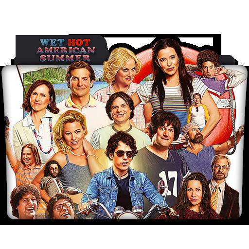 Wet Hot American Summer Tv Show Folder Icon