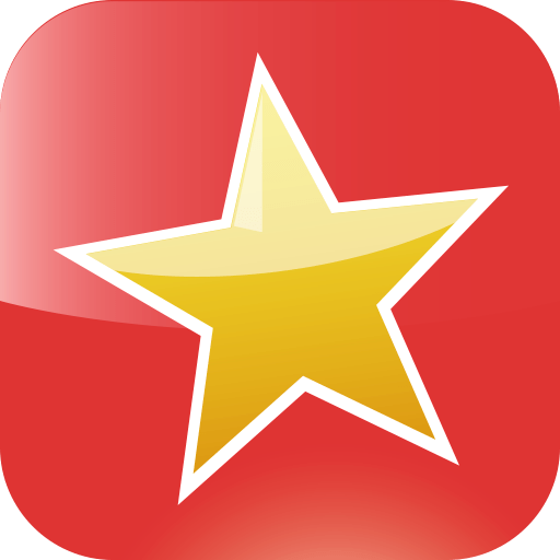 Stars Summer Camp Icon
