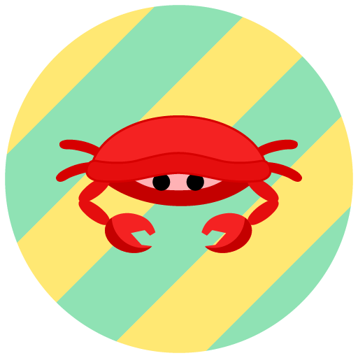 Animals, Crab, Ocean, Sea, Summer Icon Icon Search Engine