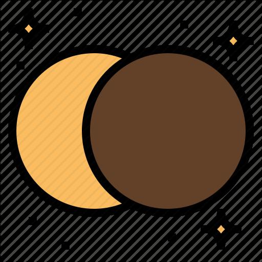 Astronomical, Eclipse, Event, Moon, Sun Icon