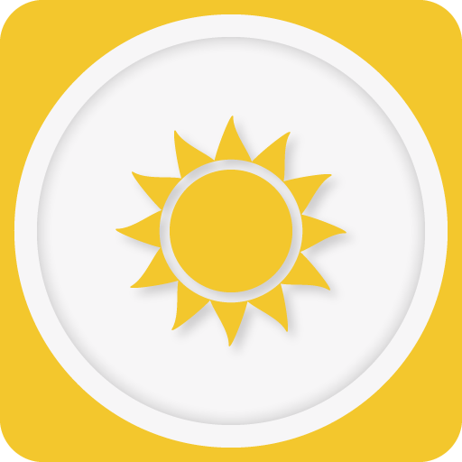 Sun Icon Android Settings Iconset Graphicloads