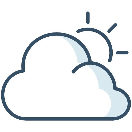 Cloud, Weather, Sun Icon Free Of Weather Icons