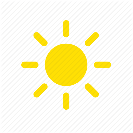 Icons Sun Transparent Png Clipart Free Download