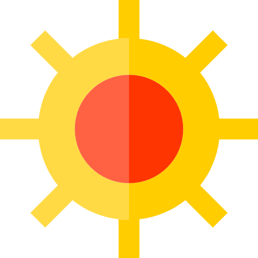 Astronomy, Nature, Eclipse, Sunlight, Sun, Weather Icon
