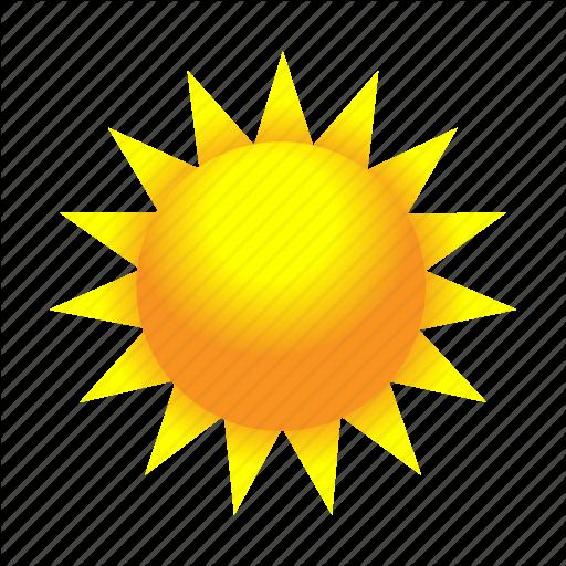 Award, Day, Forecast, Sun, Sunny, Weather, Winter Icon