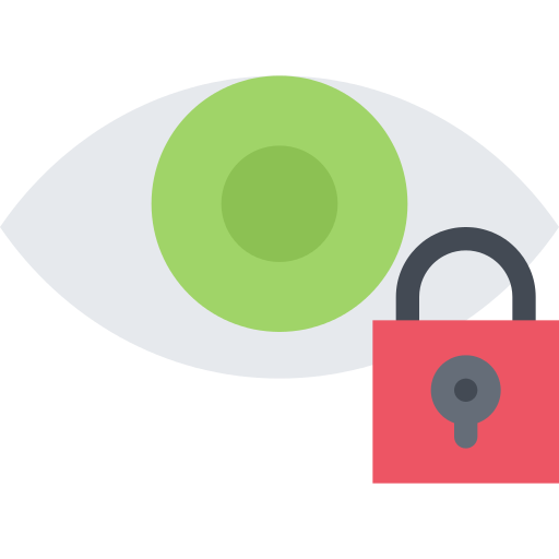 Eye Scan Scan Png Icon