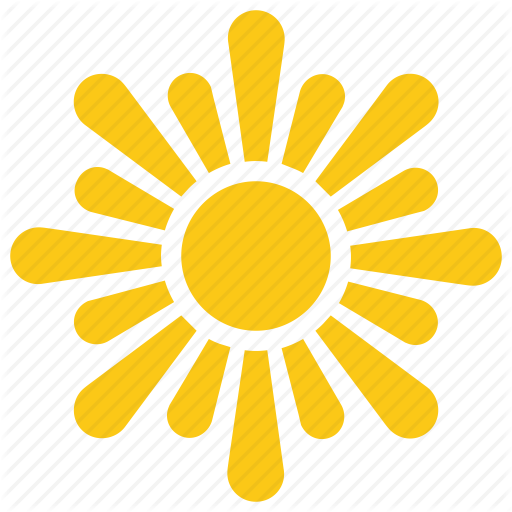 Retro Sunburst, Sun Design, Sun Rays, Sun Shape, Sunshine Icon