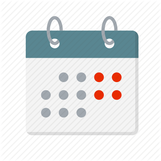 Calendar, Free, Leisure, Saturday, Sunday, Week, Weekend Icon