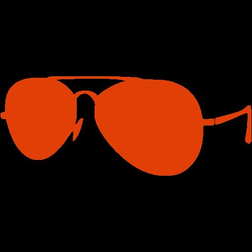 Soylent Red Sunglasses Icon