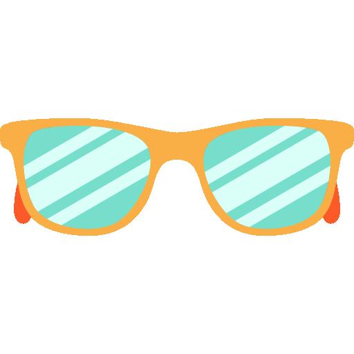 Sunglasses Icon Summertime Collection Freepik