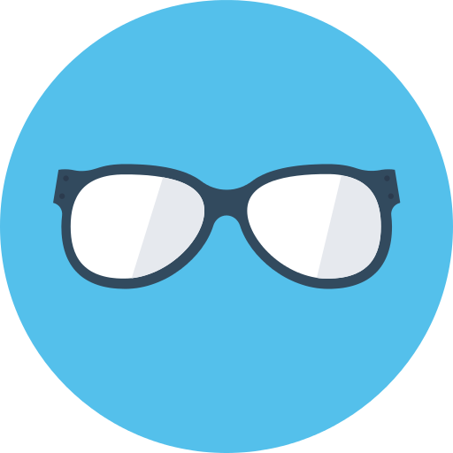 Glasses Vision Png Icon