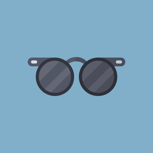 Sunglasses, Fashion, Accessory Icon