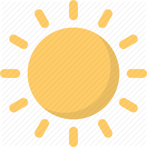 Big, Forecast, Hot, Season, Sun, Sunny, Weather Icon