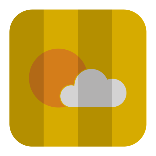 Weather, Sun, Cloud, Sunny, Day Icon Free Of Folded Flat Icons