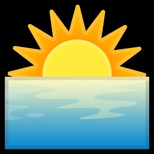 Sunrise Icon Free Of Noto Emoji Travel Places Icons