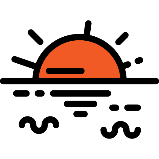 Sunset Png Icon