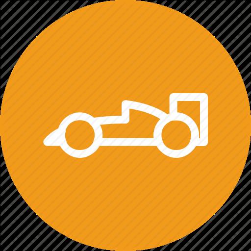 Racing Car, Sports Car, Super Car, Sports Icon