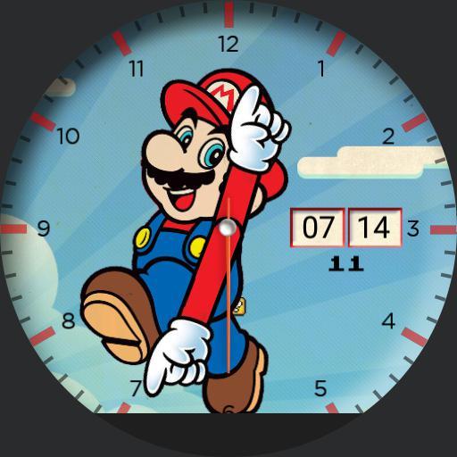 Faces With Tag Super Mario