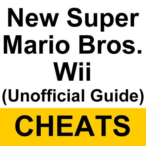 Cheats For New Super Mario Bros Wii