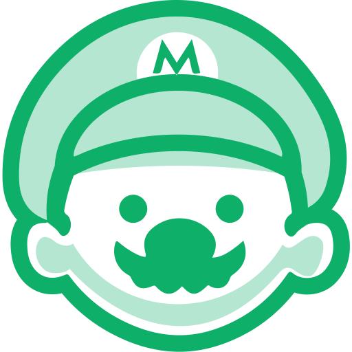 Mario, Fill, Monochrome Icon With Png And Vector Format For Free
