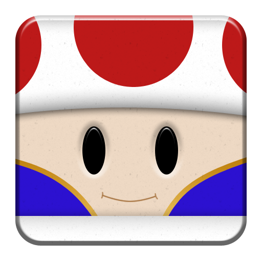 Toad Block Icon