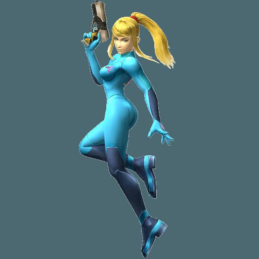 Super Smash Bros Icon Set