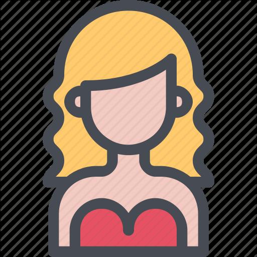 Avatar, Female, People, Star, Super, User, Woman Icon
