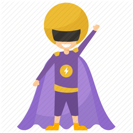 Child Superhero, Comic Superhero, Supergirl, Superhero Cartoon