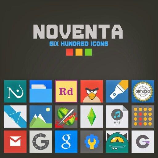 Noventa Iconpack
