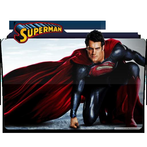 Icon Folder Superman