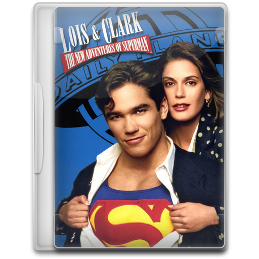 Lois Clark The New Adventures Of Superman Icon Tv Show Mega Pack