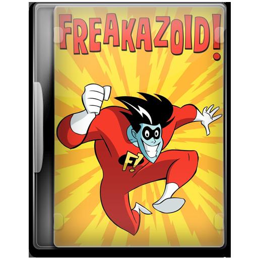 Freakazoid Icon Tv Show Mega Pack Iconset