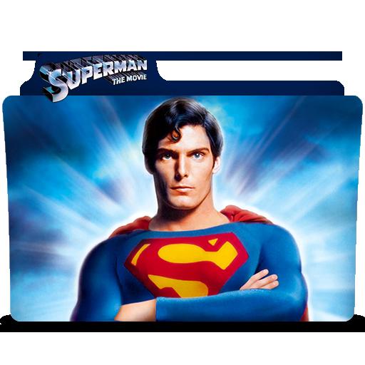 Superman I Folder Icon
