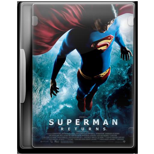 Superman Returns Icon Movie Mega Pack Iconset