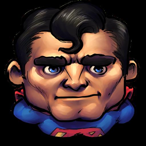 Comics, Older, Superman Icon Free Of Ultrabuuf Icons